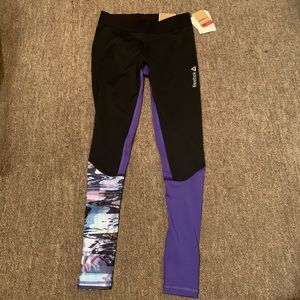 NWT Reebok Compression Pant